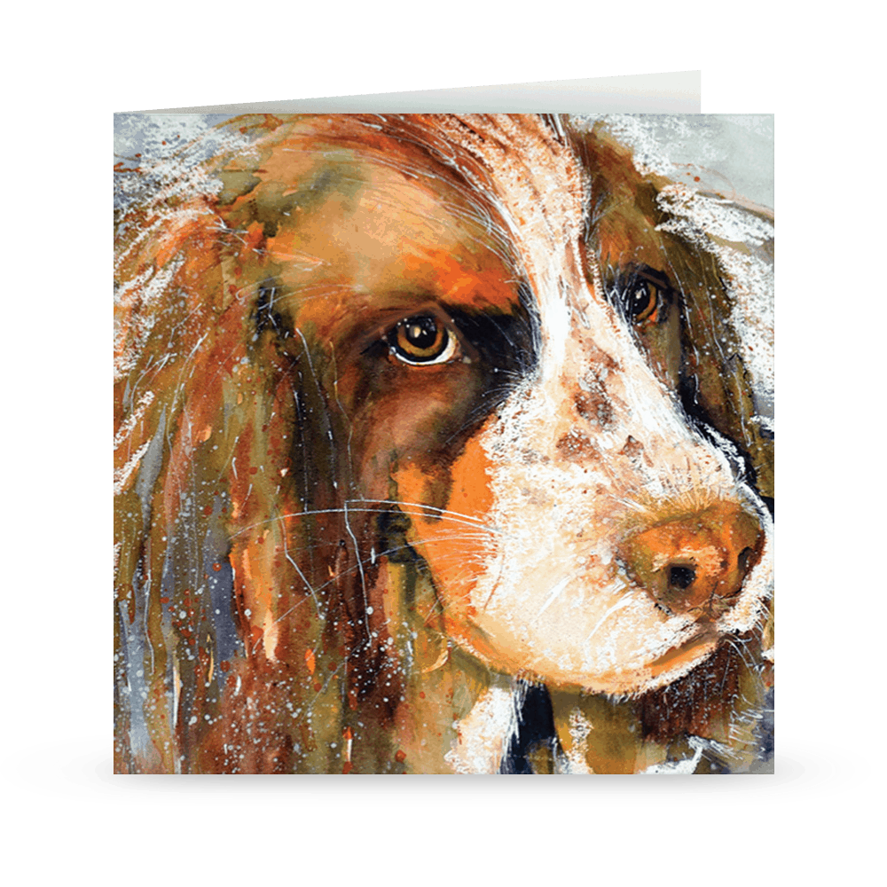 'faithful friend' Card