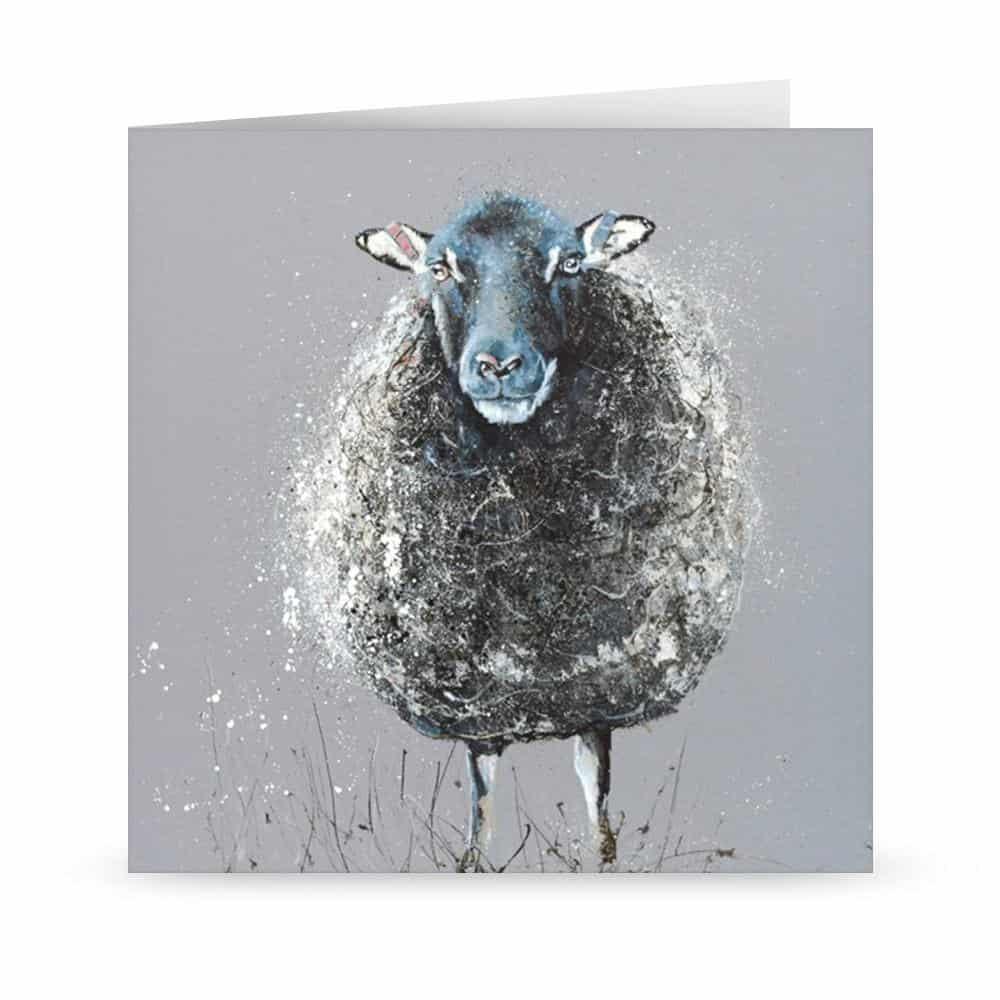 'A wooly coat'