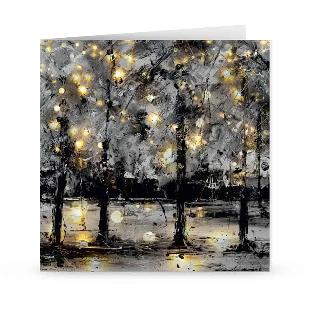 Christmas sparkle Card