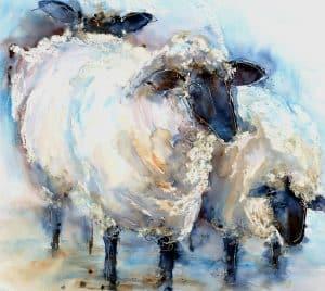 A Flock of Woolies