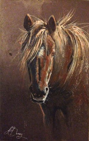 Horse Slate