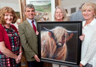 Winner of New Forest Open Art Competition