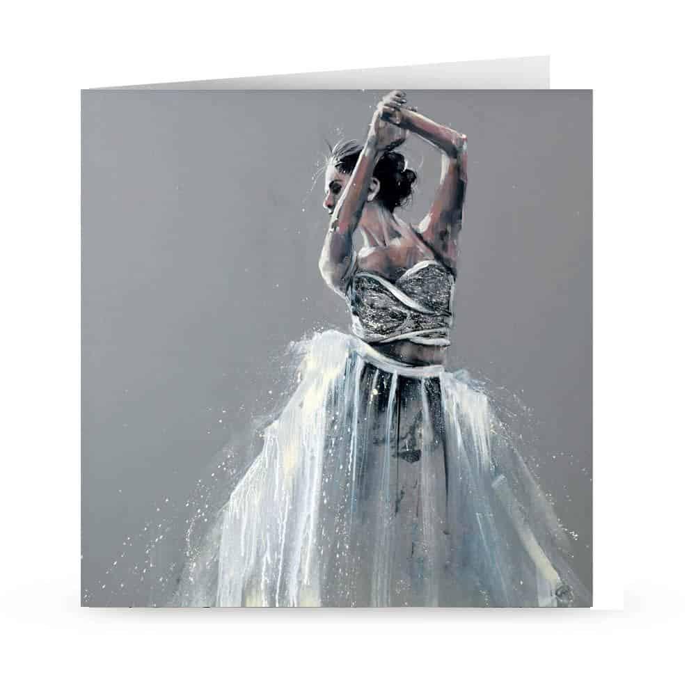 The Dancer (grey)