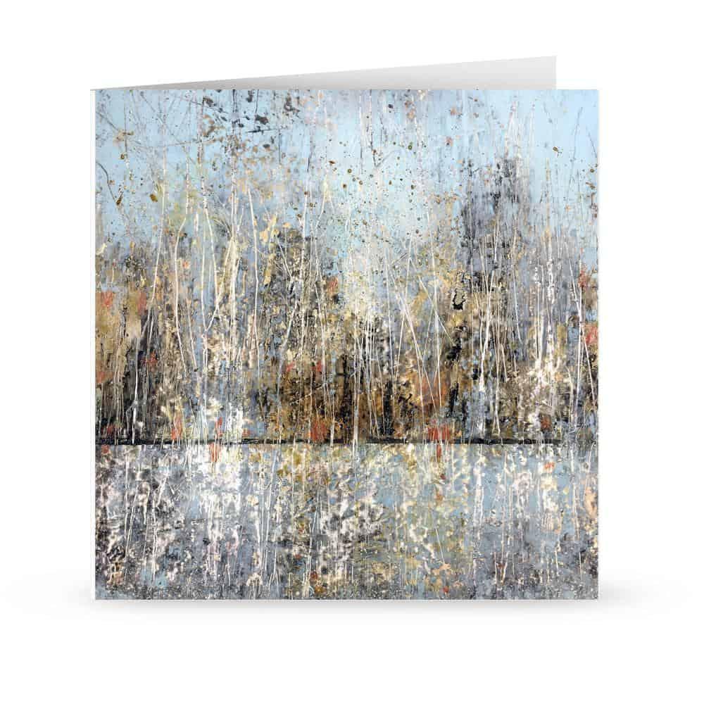 'Glistening' Card