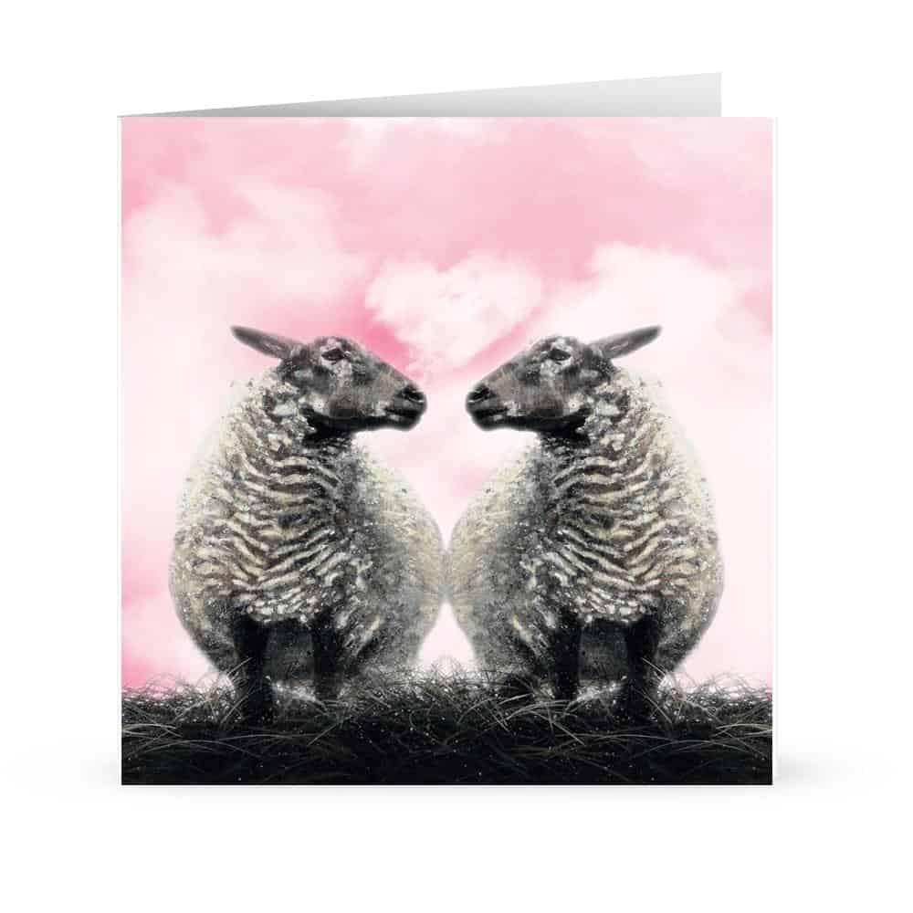 'love' Card