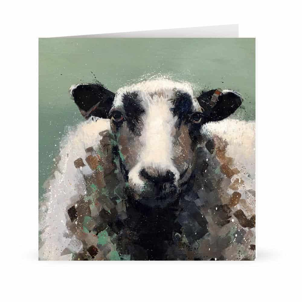 sheepish Card